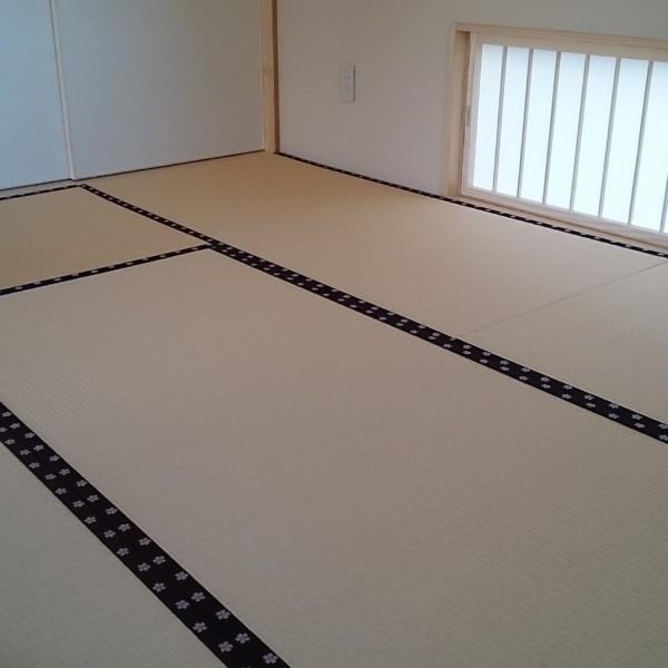 畳の表替え2