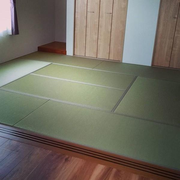 新畳 縁付き